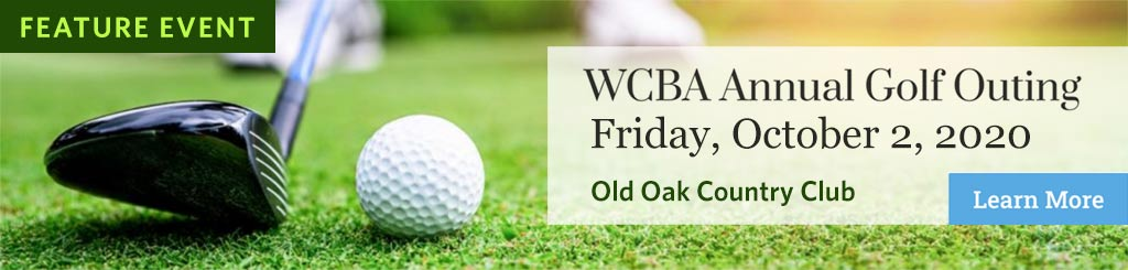 WCBA 2020 Golf Outing