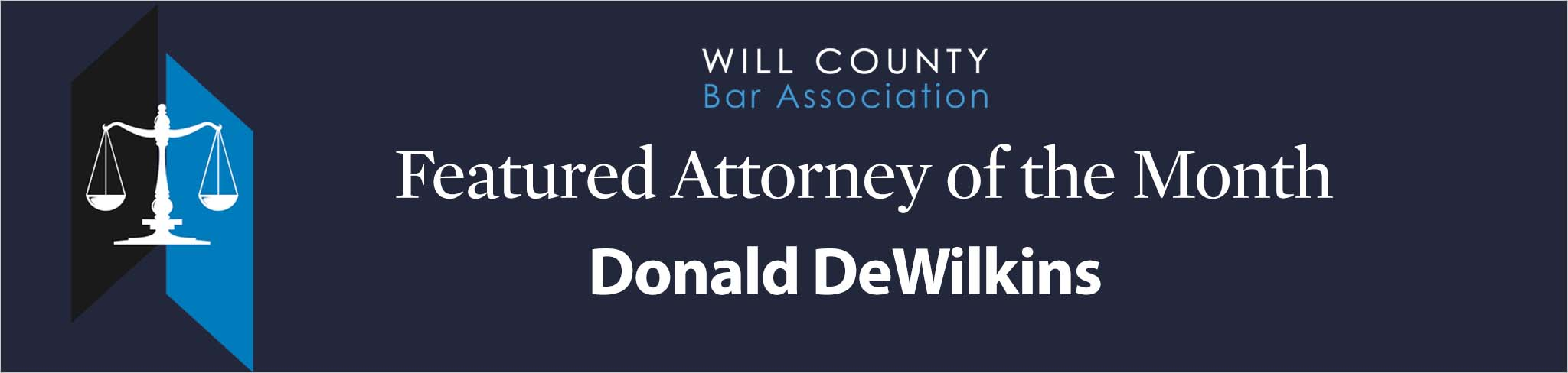 Feature Attorney of the Month Sept. 2021 Don DeWilkins